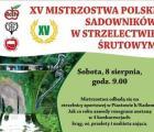 Sadownicy strzelają. Za 5 dni mistrzostwa Polski